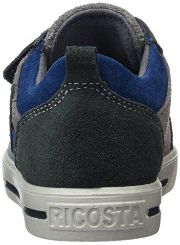 Ricosta Renny, Sneakers basses garçon Grau (grigio/graphit)