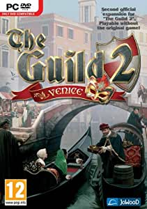Guild 2 Venice - Addon (PC DVD)