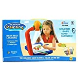 #4: AND Retails Children Kids Projector Painting Drawing Activity Kit