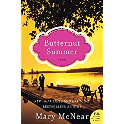 Butternut Summer: A Novel (The Butternut Lake Trilogy Book 2) (English Edition)