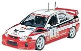 Tamiya 300024203 - 1:24 Mitsubishi Lancer Evo V WRC