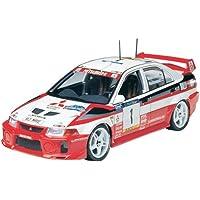 Mitsubishi Lancer Evolution Evo V WRC 1998 Mäkinen Rally Kit Bausatz 1/24 Tamiya Modell Auto mit oder ohne individiuellem Wunschkennzeichen
