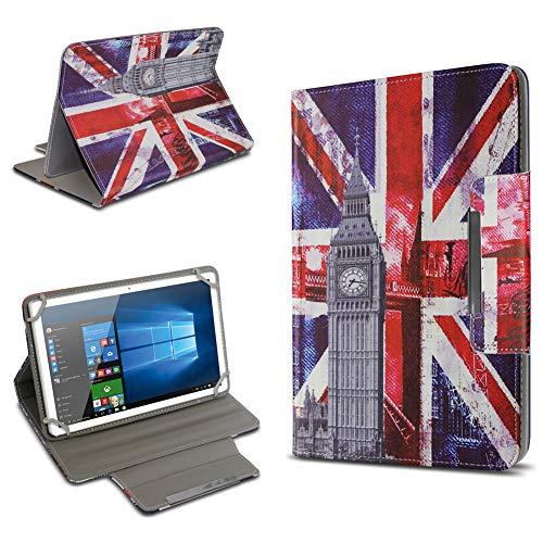 UC-Express Universal Tablet Schutz Hülle 10-10.1 Zoll Tasche Schutzhülle Tab Case Cover Bag, Motiv:Motiv 10, Tablet Modell für:Kiano Slim Tab 10.1