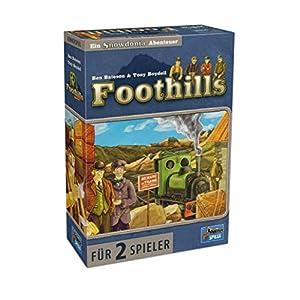 Lookout Games 22160110 Foothills - Juego de Mesa (Contenido en alemán)