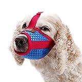 Best Dog Muzzles - IREENUO Adjustable Dog Muzzle - Anti-Bite and Bark Review