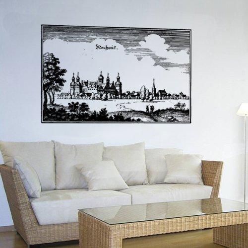 citt-neuhaus-rame-punto-medioevo-lucchettodecorazione-da-parete-adesivo-da-parete-adesivi-ca-45cm-x-