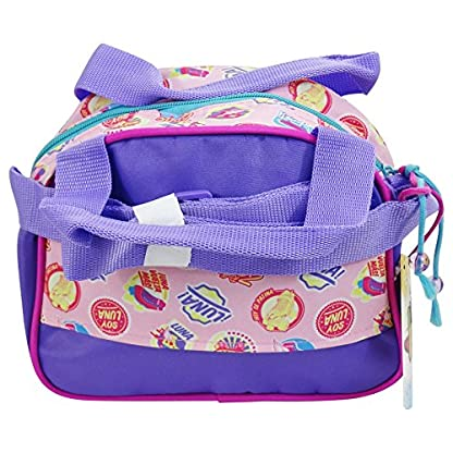 51la14F49xL. SS416  - Disney Soy Luna Pop Caso Make Up Bag Bolsos Neceser Vanity Estuche