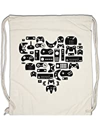 CONTROL FREAK HIPSTER BAG Video Game Pad Controller Stofftasche Stoffbeutel