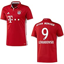 BAYERN Trikot Home Kinder 2016 / 2017 - LEWANDOWSKI 9