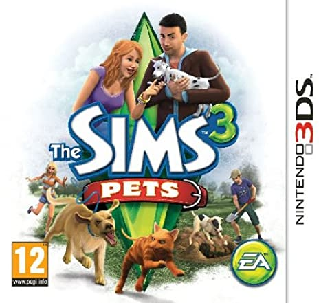 [UK-Import]The Sims 3 Pets Game 3DS (3ds Sims 3)