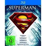 Superman - Die Spielfilm Collection 1978-2006 [Blu-ray]
