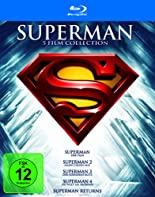 Superman - Die Spielfilm Collection 1978-2006 [Blu-ray] hier kaufen