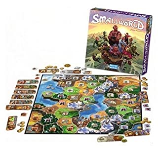 Asmodee - Days of Wonder 200669 - Small World by HUEY LEWIS & NEWS (B001REM4KC) | Amazon price tracker / tracking, Amazon price history charts, Amazon price watches, Amazon price drop alerts