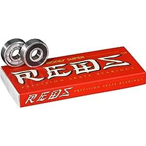 Bones Super Reds Precision Skate Bearings