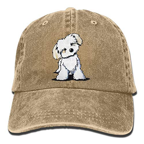 Puppy Dog.PNG Unisex Baseball Cap Printed Adjustable Snap Back Hat ()