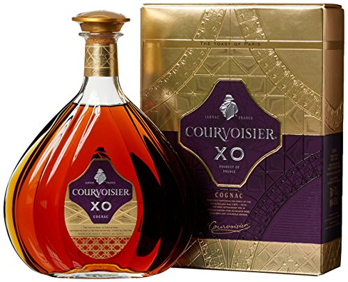 Courvoisier X.O. Cognac (1 x 0.7 l) - Honig San Francisco