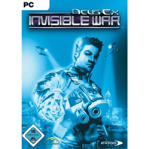 Deus Ex: Invisible War [PC Steam Code]