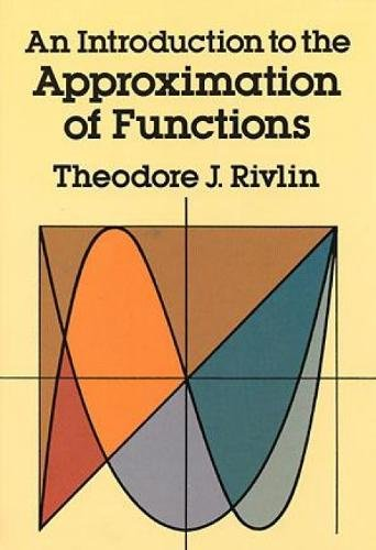 An Introduction to the Approximation of Functions (Dover Books on Mathematics)