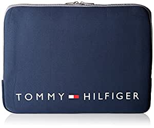 Tommy Hilfiger Synthetic Blue Laptop Sleeve (TH/LPN08015BLU)