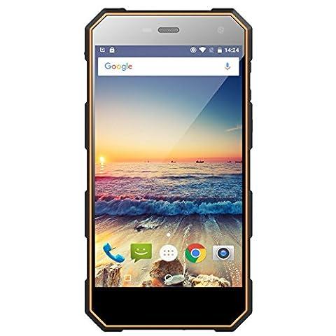 Forfait Orange - NOMU S10 4G Smartphone Débloqué 5.0