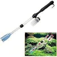 Hinmay Siphon - Bomba de agua de vacío para aspiradora, filtro de acuario, transferencia automática de fluidos, autolimprimación, escurridor de peces, filtro de agua para limpieza de grava