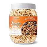 #6: Jiwa Foods Jiwa Jumbo Oats 1Kg Pack Of 2