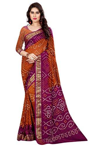 Nirja Creation Silk Saree (Nc-Td-1034_Orange)