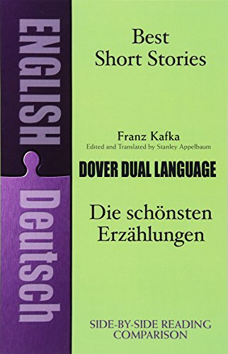 Best Short Stories: A Dual-Language Book: Die Schonstenerz Ahlungen (Dover Dual Language German)