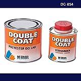 De IJssel Double Coat 2K Bootslack - Farbe marineblau