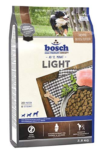Bosch Cibo Secco per Cane Light - 2500 gr