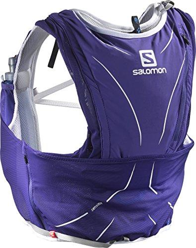 Salomon Advanced Skin Sac à dos (12), spectre bleu, X-Large