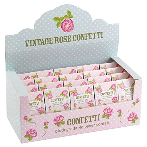 Vintage Rose Seidenpapier Confetti [Spielzeug] (Parade Toy Rose)