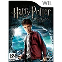 Harry Potter and The Half Blood Prince (Wii) [Importación inglesa]
