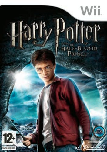 Click for larger image of Harry Potter and The Half Blood Prince (Wii)