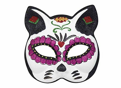 ske, One Size (Tote Katze Halloween Kostüm)