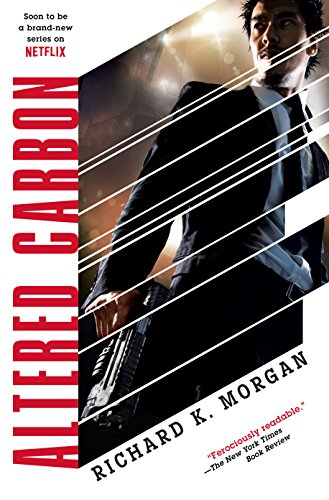 Altered Carbon (Takeshi Kovacs, Band 1)