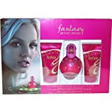 Britney Fantasy Set with Eau de Parfum - 30 ml, Shower Gel - 50 ml and Body Souffle - 50 ml