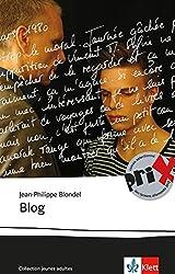Blog: Schulausgabe für das Niveau B2. Französischer Originaltext mit Annotationen (Éditions Klett)