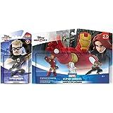 Disney Infinity 2.0 Marvel Avengers Playset w/ Hawkeye - Figure Set NEW