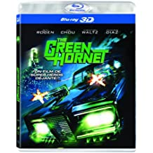 The Green Hornet - Blu-ray 3D active
