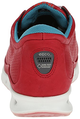 Ecco Eccoo2, Chaussures de course femme Rouge - Rot (ChiliRed Yak Ultimate Runner01466)