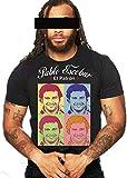O2B Pablo Escobar T-Shirt Herren EL Patron Shirt Drogenbaron | Drogen | Dealer | Pablo | Gangster | Escobar | Mafia | EL Doctor