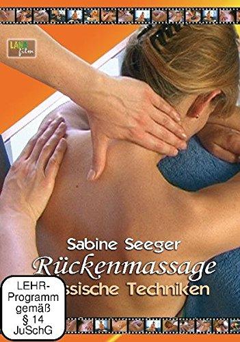 Rückenmassage - Klassische Technik