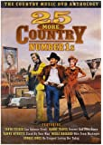 Various Artists - 25 More Country No. 1's [DVD]