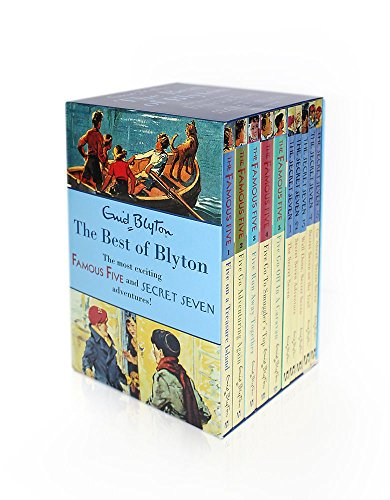 Best of Blyton 10 Copy Slipcase (1-5 FF / 1-5 SS)
