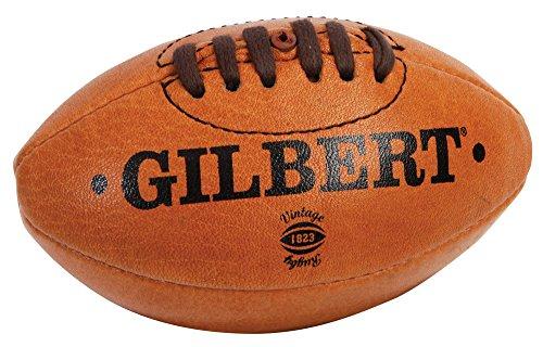 Gilbert - Mini balón de rugby piel