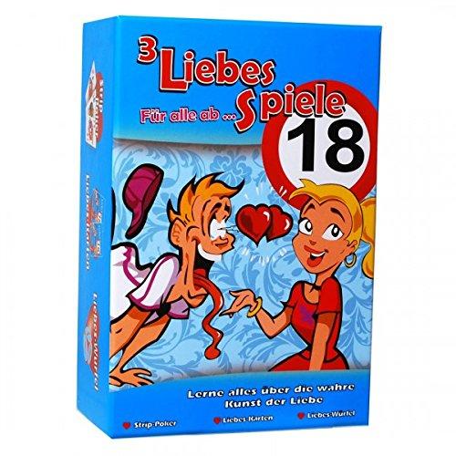Lustiges Liebesspiel Für alle ab 18 Liebe Spiel Kartenspiel Würfel Strippoker