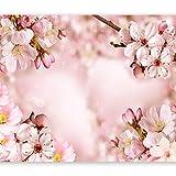 murando - Fototapete 350x256 cm - Vlies Tapete - Moderne Wanddeko - Design Tapete - Wandtapete - Wand Dekoration - Blumen b-A-0236-a-d