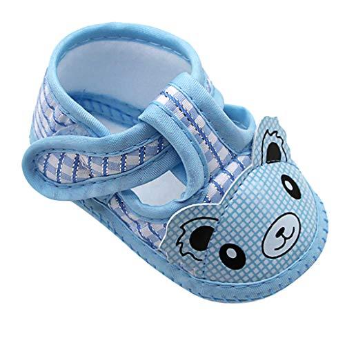 squarex  Baby Sportschuhe Mädchen Freizeitschuhe Jungen Cartoon Weiche Sohle Sandalen Kinder Einzelne Schuhe Mädchen Atmungsaktive Turnschuhe