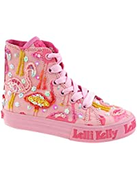 Amazon.it  LELLI KELLY - Stringata   Scarpe per bambine e ragazze ... d91dced1877